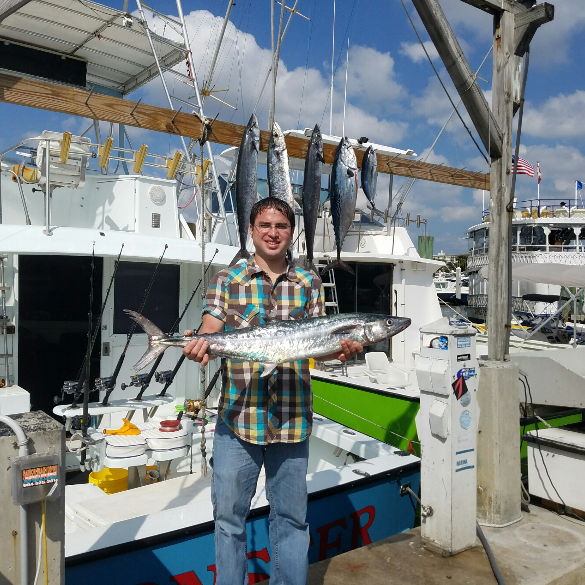 Fort lauderdale deep sea fishing charters for Ft lauderdale fishing charters