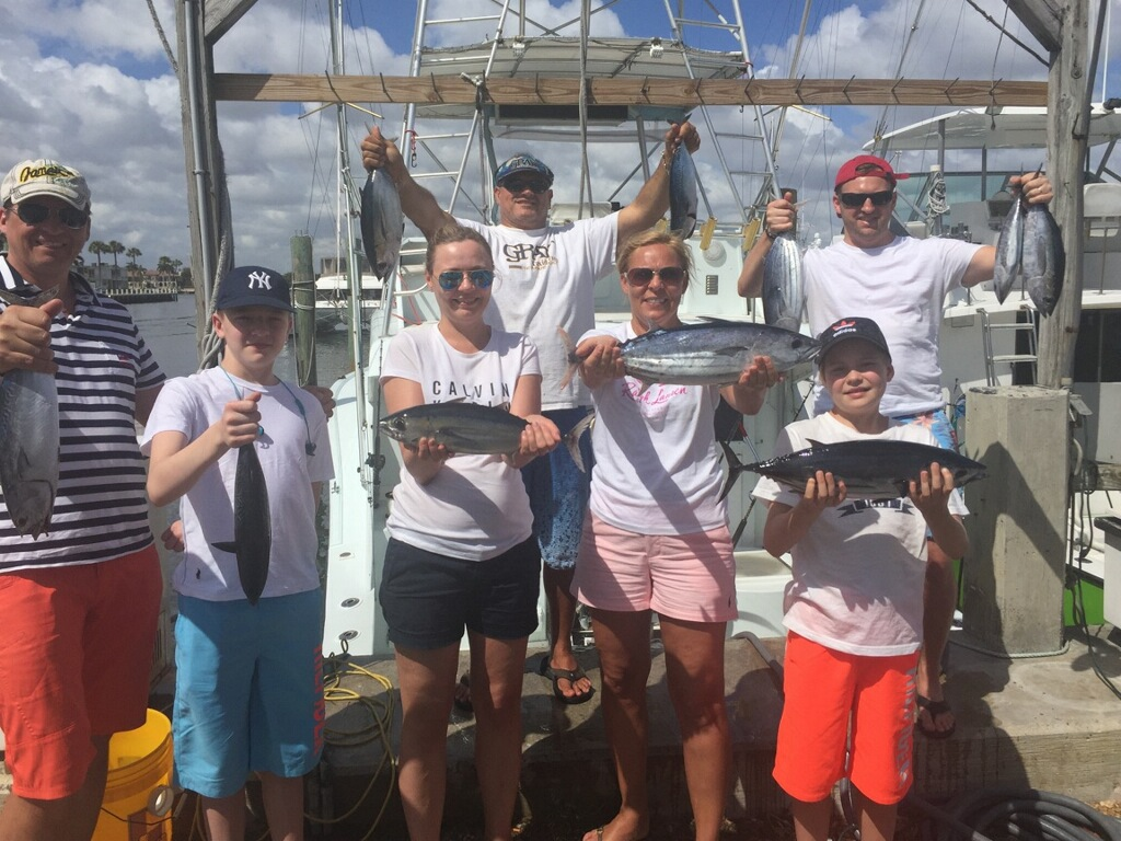 Fort Lauderdale Fishing Charters Tuna