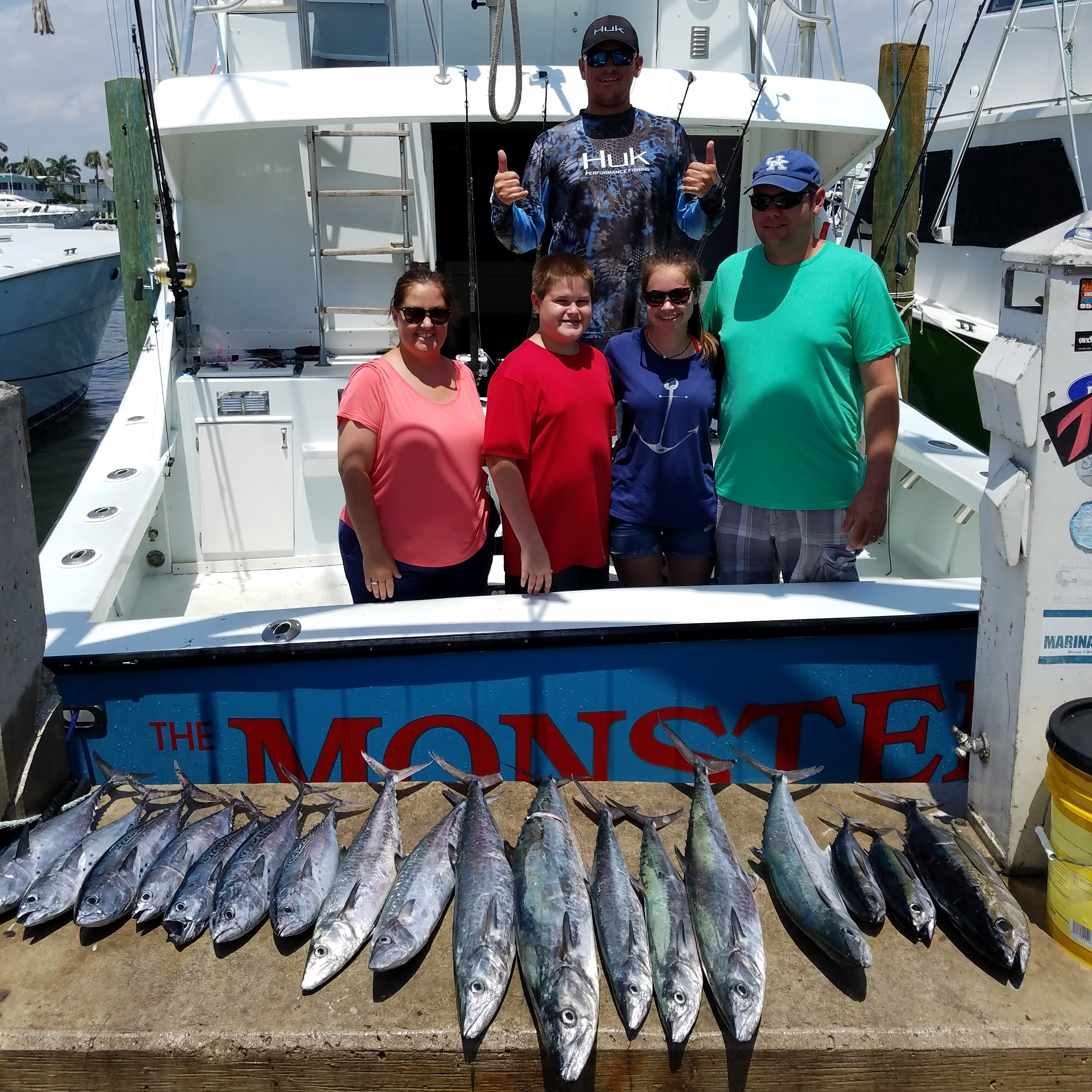 Ft lauderdale charter fishing boat for Fort lauderdale fishing charters